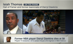 When thinking about Darryl Dawkins , smiles just keep coming