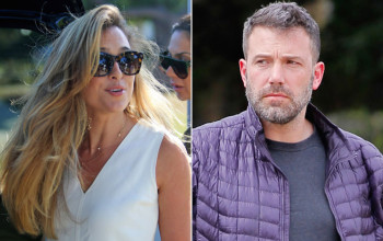 Ben Affleck 's late-night rendezvous with his ex-nanny