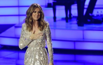 Céline Dion returns to Vegas stage with 1st show in a year