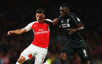 Arsenal and Liverpool player ratings