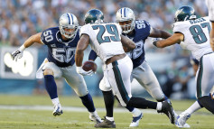 Sean Lee Leads Dominant Defensive Effort As Cowboys Swarm Murray, Eagles