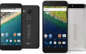 Google launches its new Nexus 5X and Nexus 6P flagship smartphones
