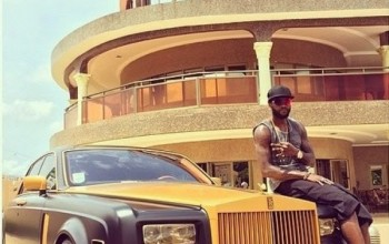 PHOTOS: The Faboulous Lifestyle OF Emmanuel Adebayor - Private Jets, Luxurious Cars, Houses!