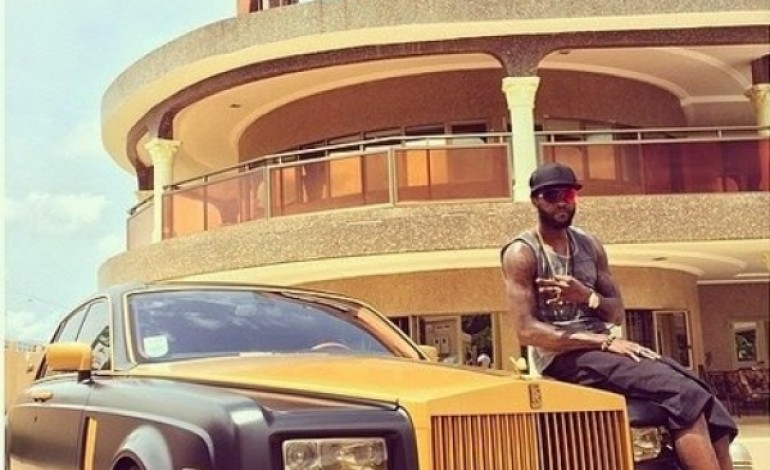 PHOTOS: The Faboulous Lifestyle OF Emmanuel Adebayor – Private Jets, Luxurious Cars, Houses!