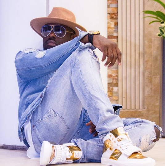 Jim Iyke stylish in new photos
