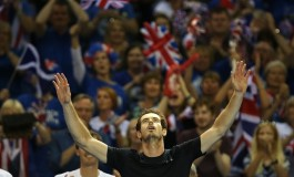 Andy Murray open to Davis Cup doubles with Australia and GB all square