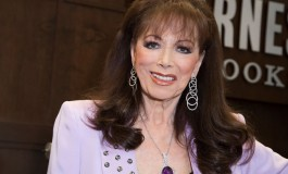 Novelist Jackie Collins Dies Of Breast Cancer At Age 77