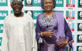 My husband never supported my re-election to the National assembly - Remi Tinubu