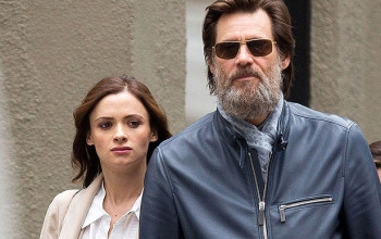 Jim Carrey's girlfriend Cathriona White dies, aged 30