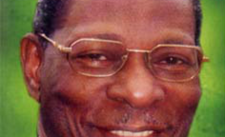 Breaking news: Gamaliel Onosode is dead