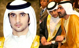 The king of Dubai 's first son dies of heart attack at age 33