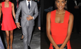 Chiwetel Ejiofor steps out once again with beautiful new girlfriend
