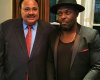 Jim Iyke meets Martin Luther King Jr III and other US black group leaders