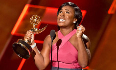 Uzo Aduba's emotional supporting actress Emmys speech was a show highlight