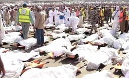 Hajj pilgrimage : more than 700 dead in crush near Mecca