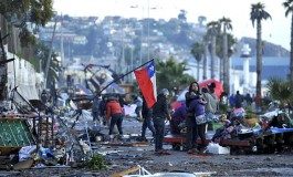 Death toll from Chile earthquake rises, 1 million evacuate