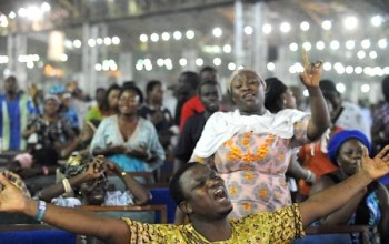 This is Satanic : Pastor Orders Congregation to Strip Na.ked so They Can See God, See Photo