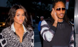 Future calls Ciara evil...implies she's jealous of his success