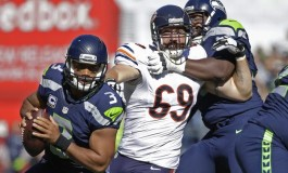 Jared Allen, Jon Bostic sent packing as Bears rebuild intensifies