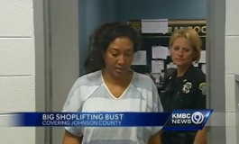 Nigerian Woman Vacationing in US Caught Shoplifting