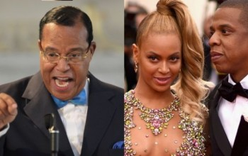 Minister Louis Farrakhan to Jay Z: It's Your Duty to Make Beyoncé Cover Up