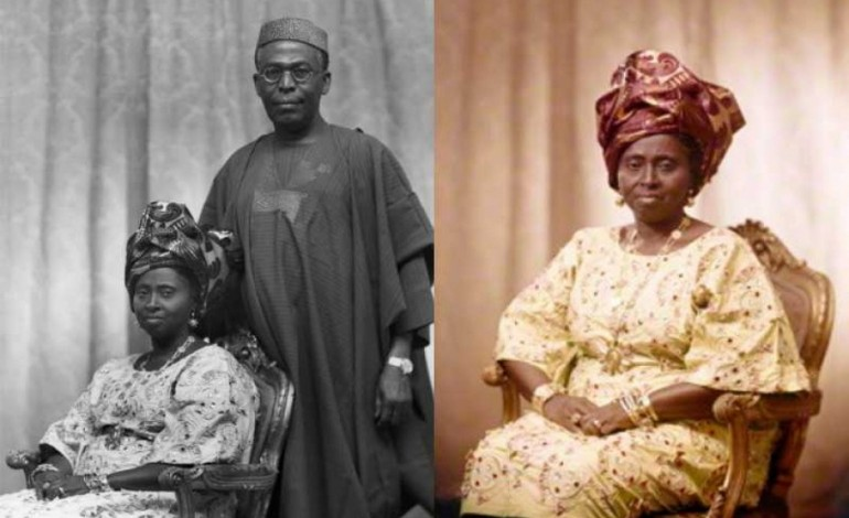 Touching: How Mama Awolowo Died
