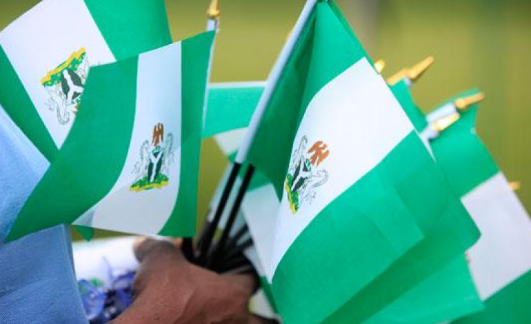Happy Independence Day Nigeria…and Happy new month!