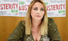 Charlotte Church says climate change helped cause Syrian conflict