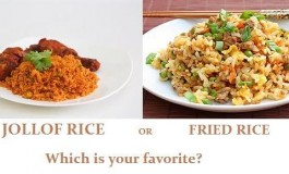 Which is your favorite? Jollof rice or Fried Rice