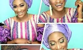 Oge Okoye releases lovely new photos to mark birthday