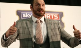 BIG FIGHT COUNTDOWN: Tyson Fury exclusive interview