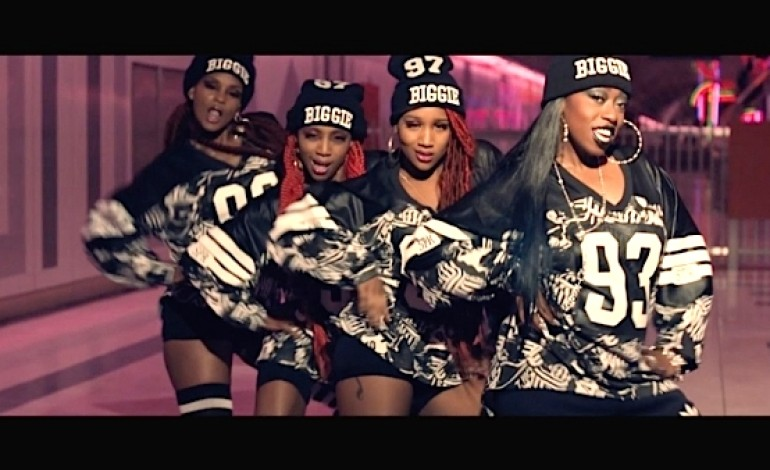 Missy Elliot gives shout out to Nigeria after dancing Shoki in new video (See Video)