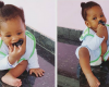 Adaeze Yobo shares cute pics of her second son...