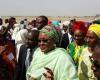Photos: Aisha Buhari, Dolapo Osinbajo visit Katsina
