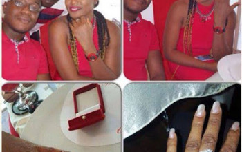 Ex-Beauty Queen Who's Sleeping With Her Friend's Husband Dumps Him after EFCC Arrest