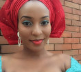 Actress Olaide Olaogun Flaunts Baby Bump & Cleavages