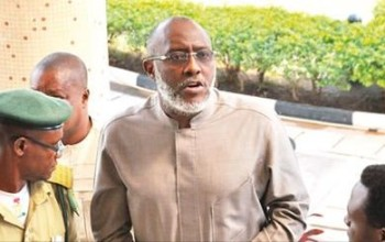 Metuh in More Trouble, Ordered to get N600m Bond for Tearing His Statement