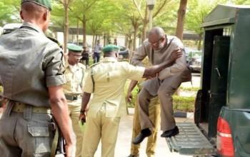 UPDATE: Why We Put Olisa Metuh In Handcuffs