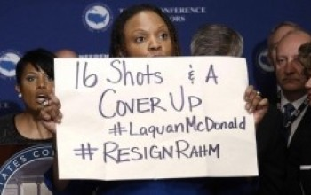 Chicago, Flint, Baltimore Mayors Interrupted by #BlackLivesMatter at DC Conf. (Watch)