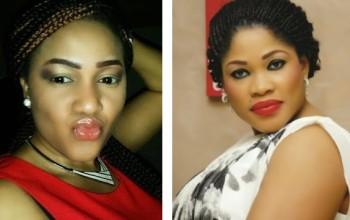 How Yoruba Actress Bisi Ibidapo stab Lady with Only Towel on Over Boyfriend