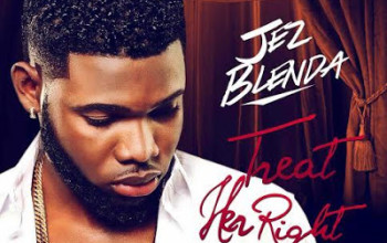Timaya's in-house Producer Jez Blenda releases new single & video for Treat Her Right