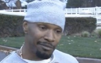 Jamie Foxx Details His Recue of Man from Burning Car: WATCH