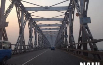 Have you seen this Niger bridge in the area where Biafrans want to dominate? (photos, video)