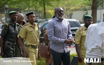 BREAKING: Court varies Olisa Metuh's bail condition