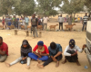 Photos: 13 Edo state indigenes arrested with fake passports in Kano
