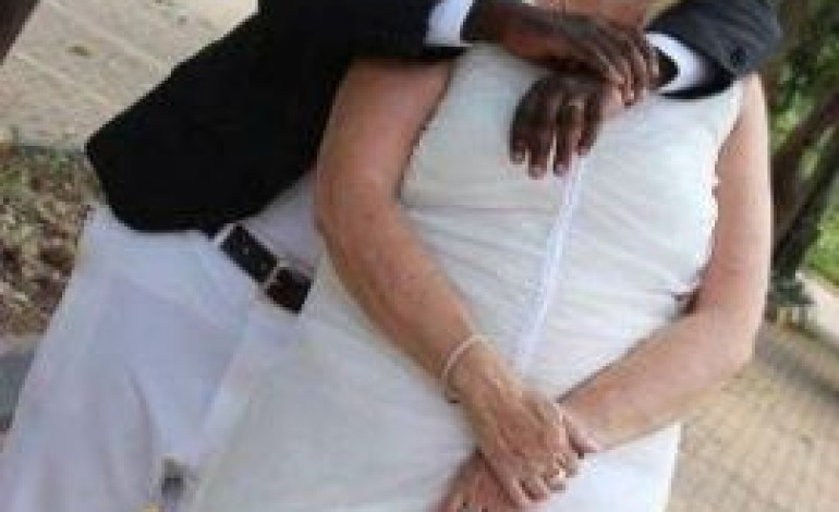 Uh-oh! The 26yr old Ugandan singer who married 68yr old Swedish woman has dumped the woman after entering Europe
