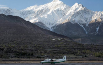 Plane with at least 21 people on board missing in mountainous area of Nepal