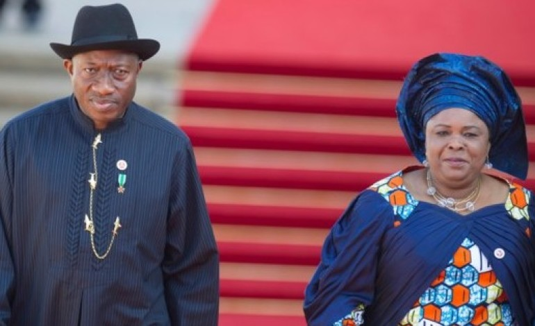 Busted! EFCC Traces N1trillion Loot Linked to Jonathan's Wife