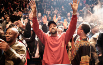 Airline Apologizes for Calling Kanye West a 'Douche' In Tweet