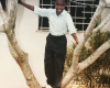 Fine Boy! Check Out Pic of Actor John Dumelo as a young boy